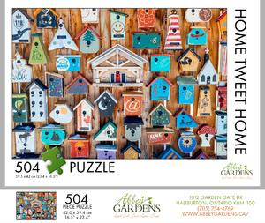 Home Tweet Home 504-piece Puzzle